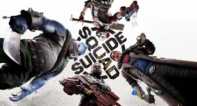 Suicide Squad Kill the Justice League